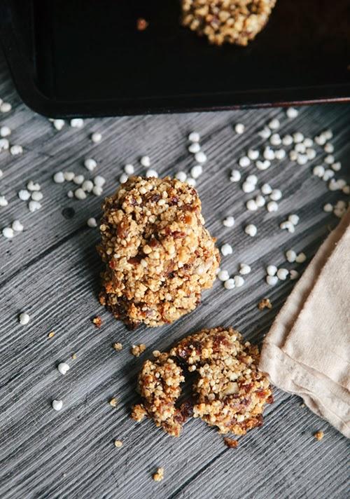 sweet millet rice bites