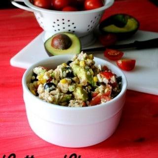 Cottage Cheese Tuna Salad