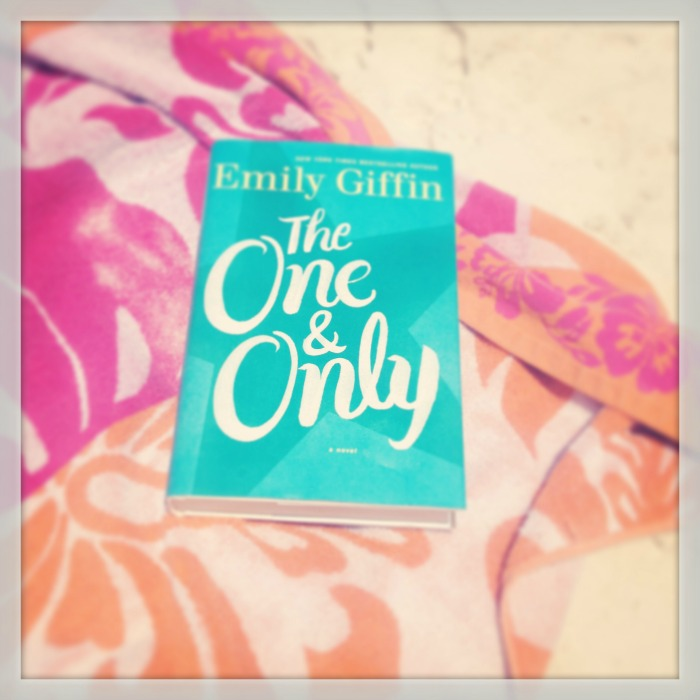 The One and Only, by Emily Giffin