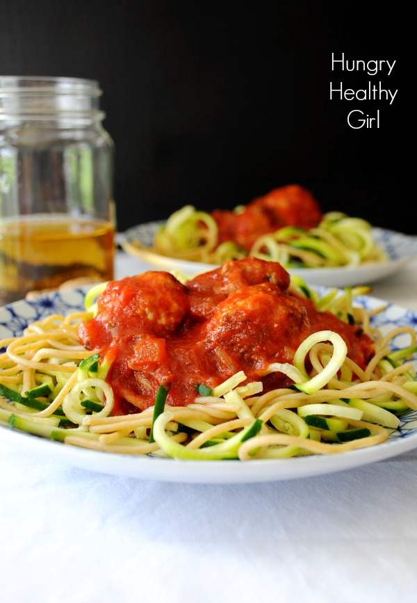 Grandma's Spaghetti Sauce and Meatballs- bursting with authentic Italian flavor!