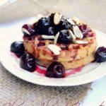 Cherry Almond Compote + Van's Giveaway