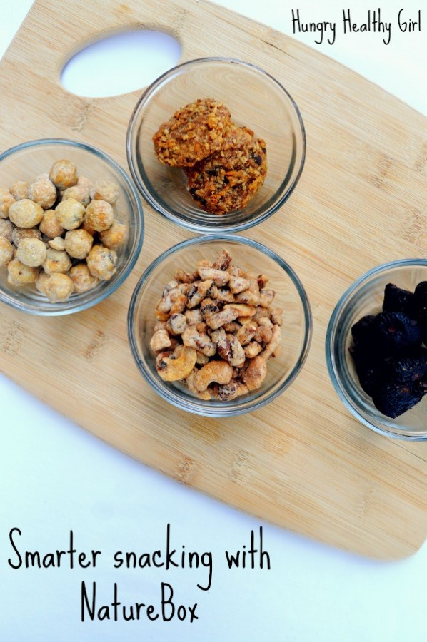 Smarter Snacking with NatureBox