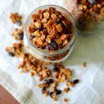 What I Ate Wednesday: Breakfast Love & Oatmeal Raisin Cookie Granola