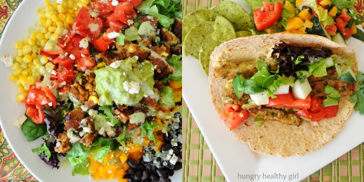 15 minute meal ideas with MorningStar Farms