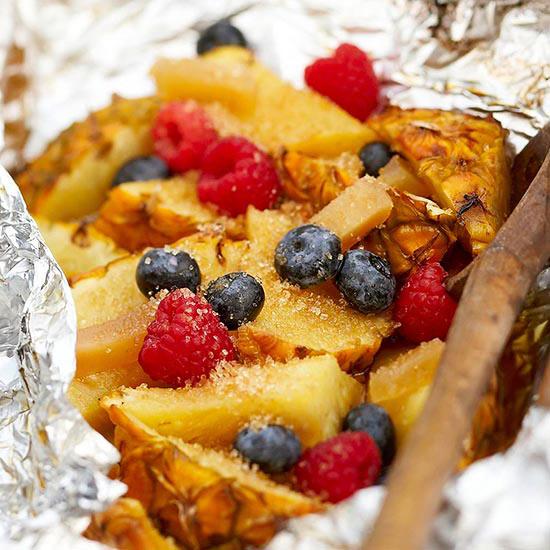 Pineapple Berry Hobo Pack