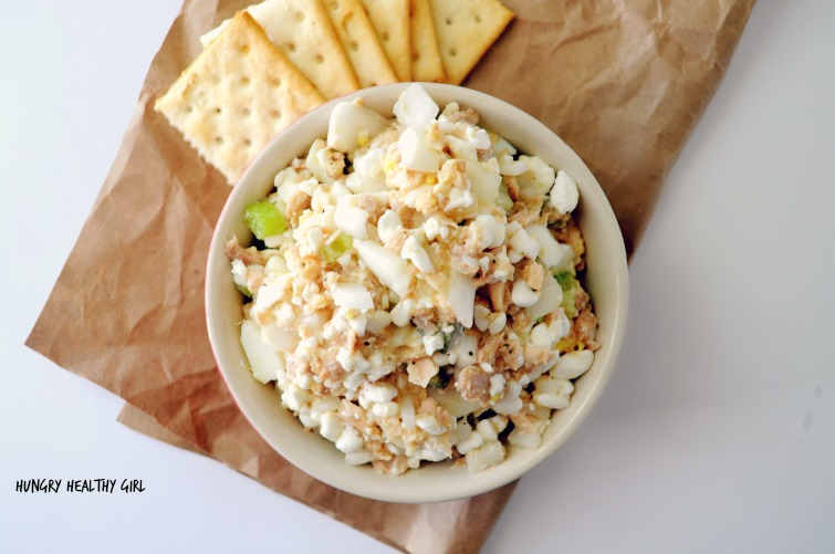 Classic Tuna Salad Recipe Made Healthier Kim S Cravings