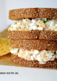 classic tuna salad made healthier