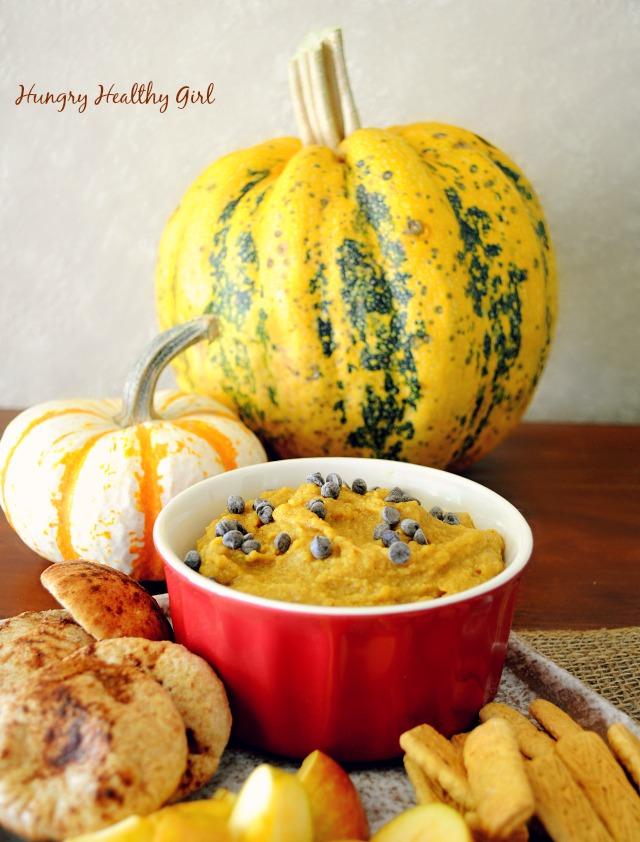 Pumpkin Pie Cookie Dough Dip