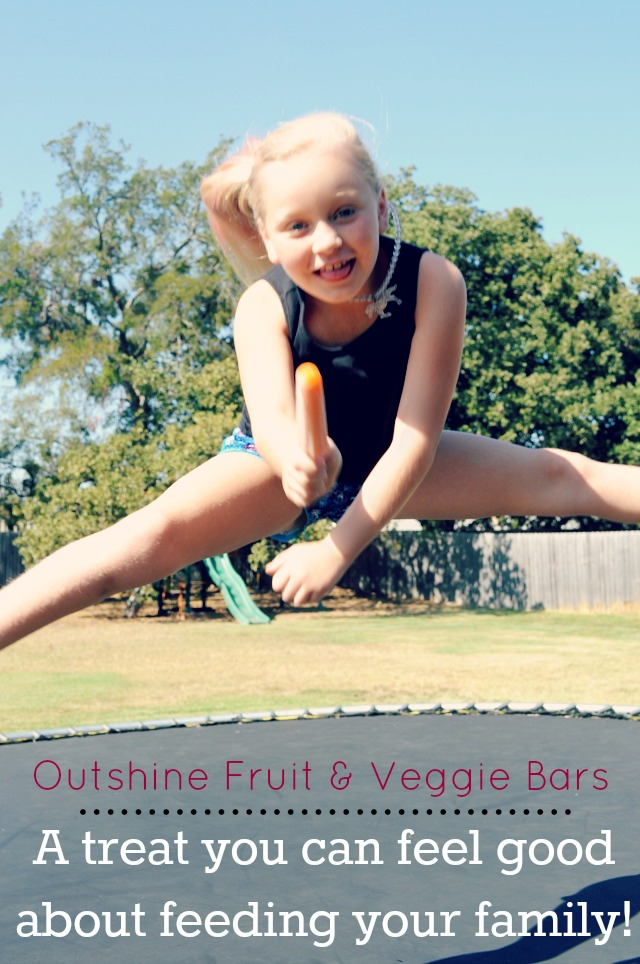Outshine Fruit & Veggie Bars