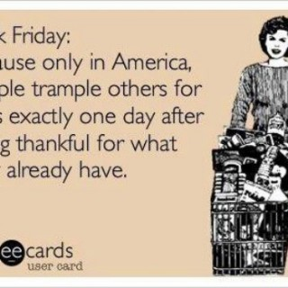Thanksgiving Leftovers and a Black Friday Deal