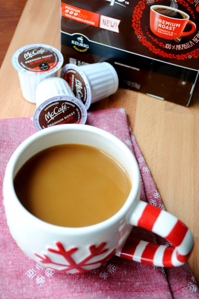 Start your Day with McCafé