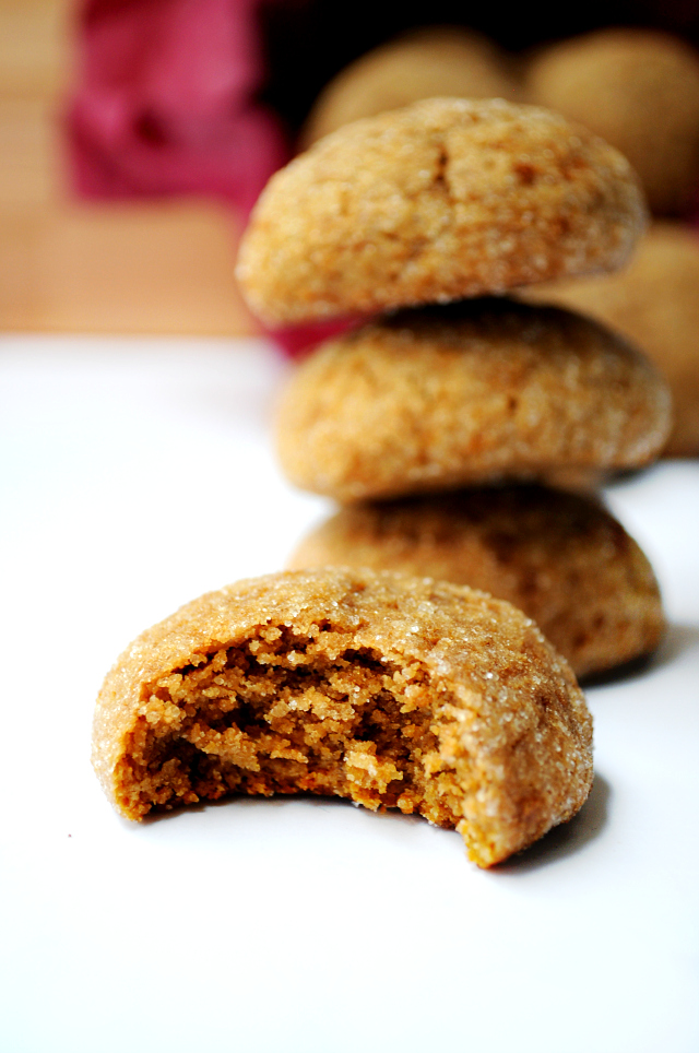 Best Ever Skinny Sun Butter Cookies- less than 100 calories and incredibly yummy!
