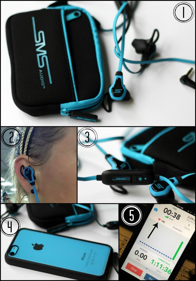 Intel SMS Audio BioSport Headphones