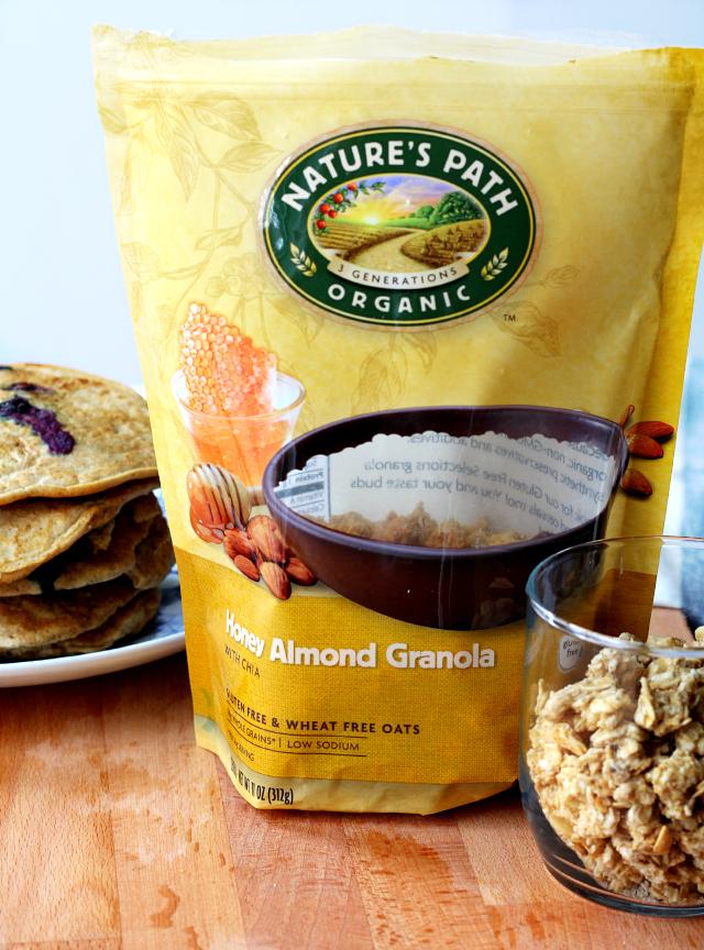 Nature's Path Gluten-free Organic Granola