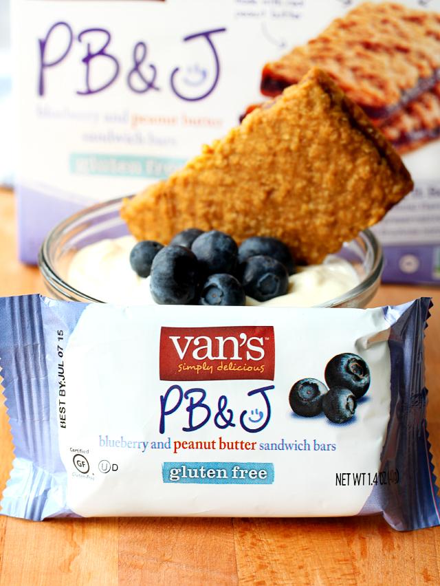 Van's PB&J Snack Bars