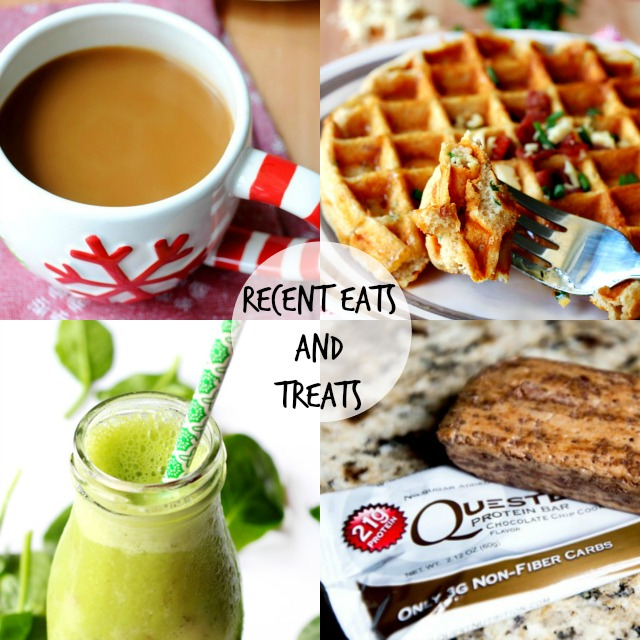 recent eats and treats