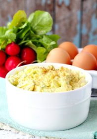 Skinny Egg salad is the comfort food of sandwiches and my version is made healthier by using Greek yogurt and it turned out so creamy dreamy delicious.