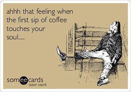 some ecard coffee