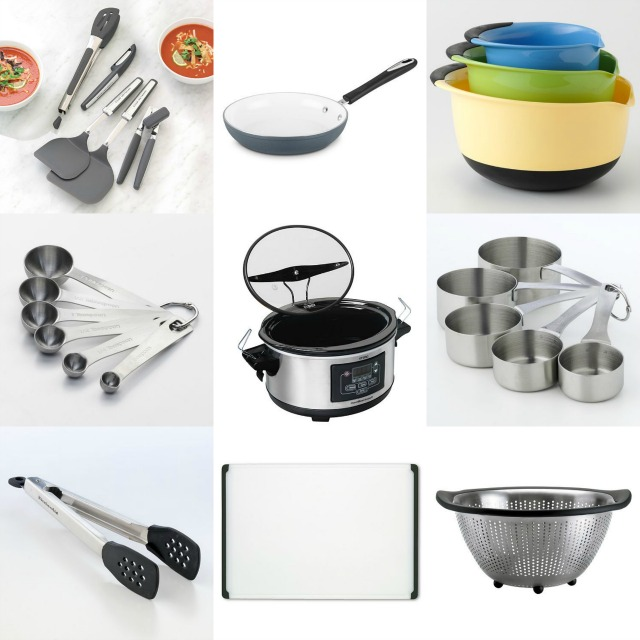 My favorite Slow Cooker kitchen tools.