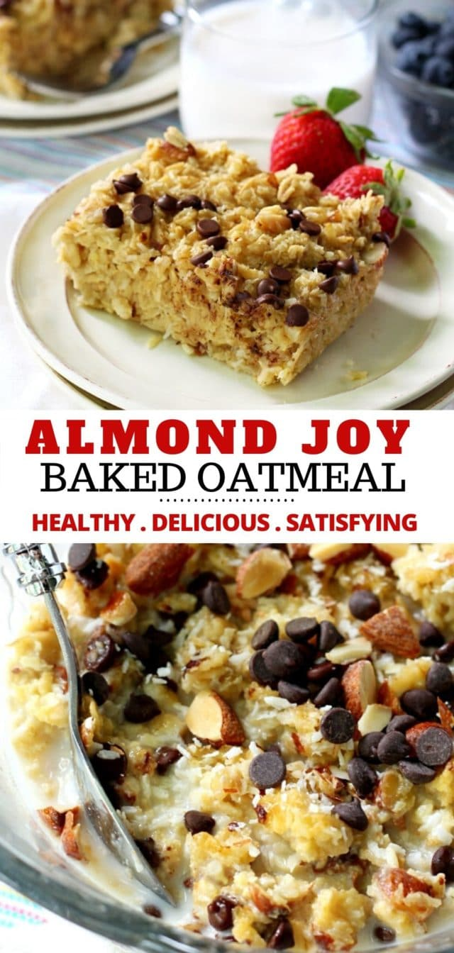 how to make healthy baked oatmeal