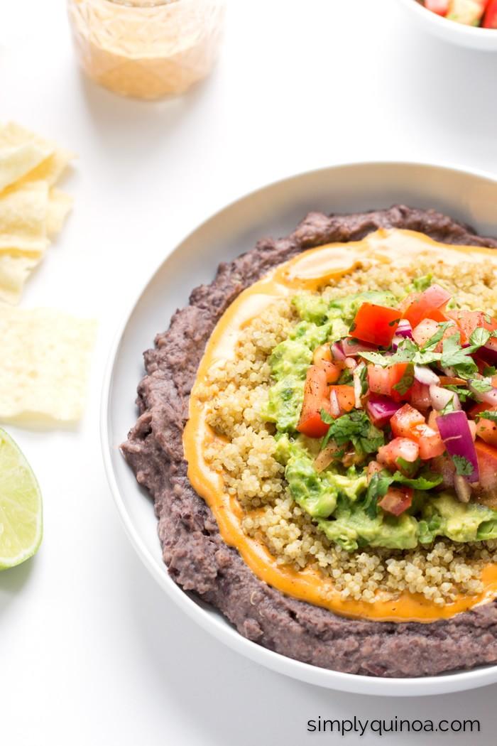 clean-eating-mexican-refried-bean-dip