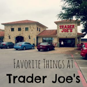 rite Things at Trader Joe's