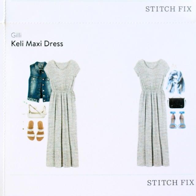 Keli Maxi Dress