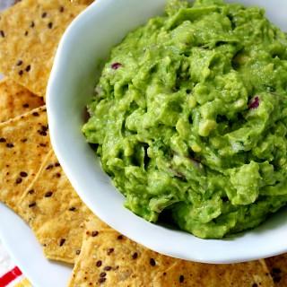 Chipotle's Famous Guacamole Recipe