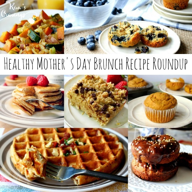 Healthy Mother's Day Brunch Recipe Roundup