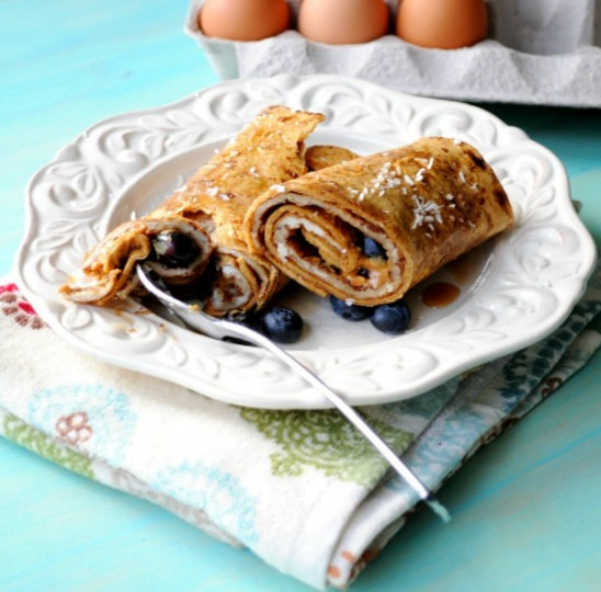 cinnamon french toast wrap- a quick, easy, simply delicious breakfast recipe!