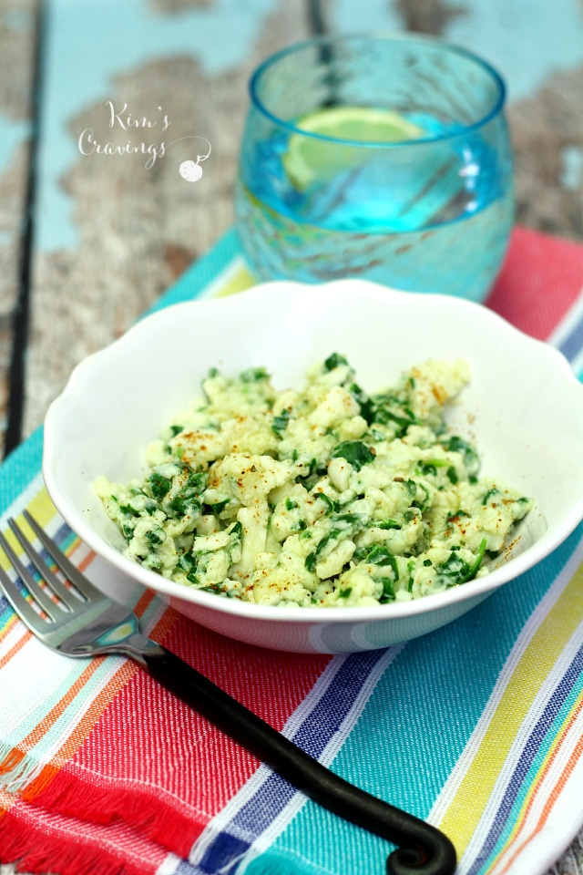 Egg white spinach scramble on the countdown to competition meal plan