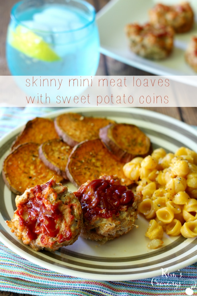 Skinny Mini Meat Loaves are one of those go-to easy dinner recipes the whole family enjoys.