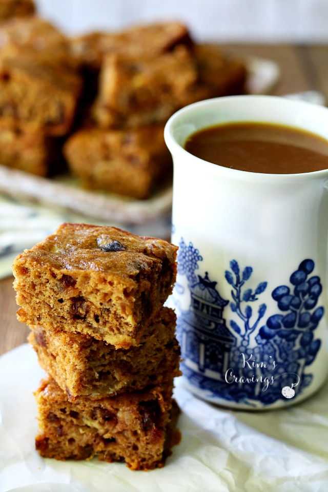 If you need a quick and easy sweet treat that everyone will love, give my Banana Date Blondies a try!