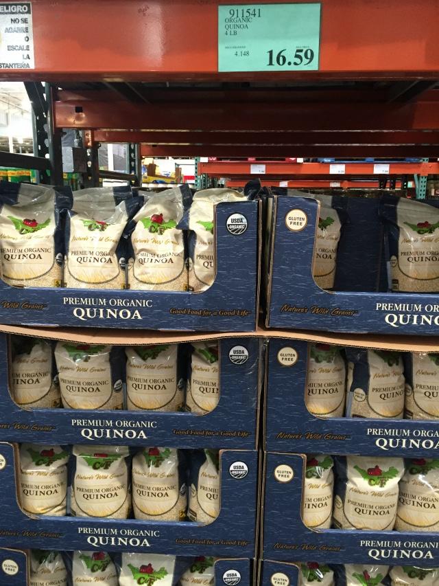 Costco quinoa