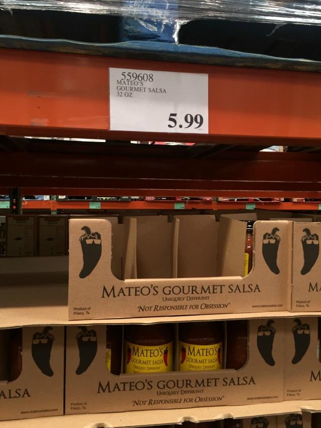 Mateo's Gourmet Salsa