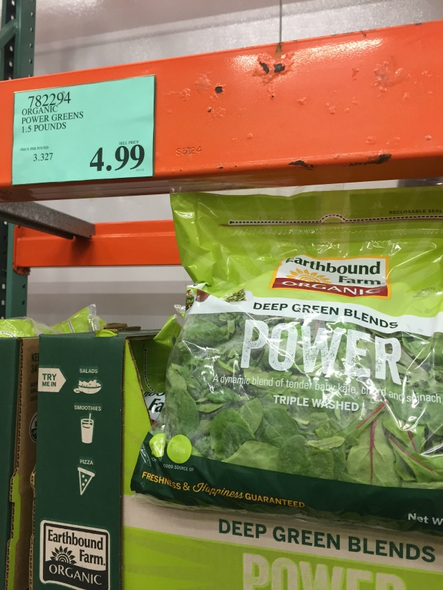 Kale Power Mix from Costco