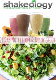 21 Day Nutrition & Detox Group