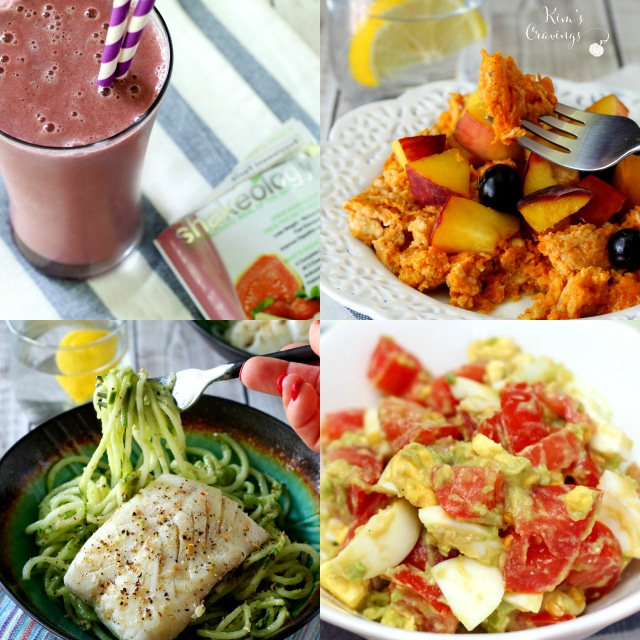 Meals from the 21 Day Fix EXTREME