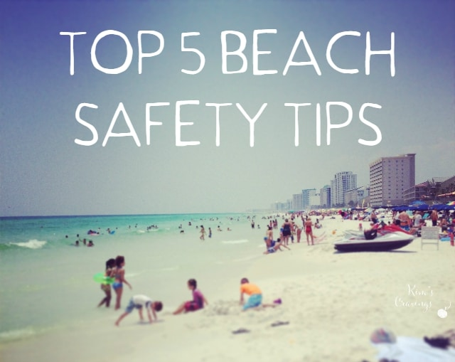 Beach Safety Tips- The top 5 ways to stay safe  when visiting the beach