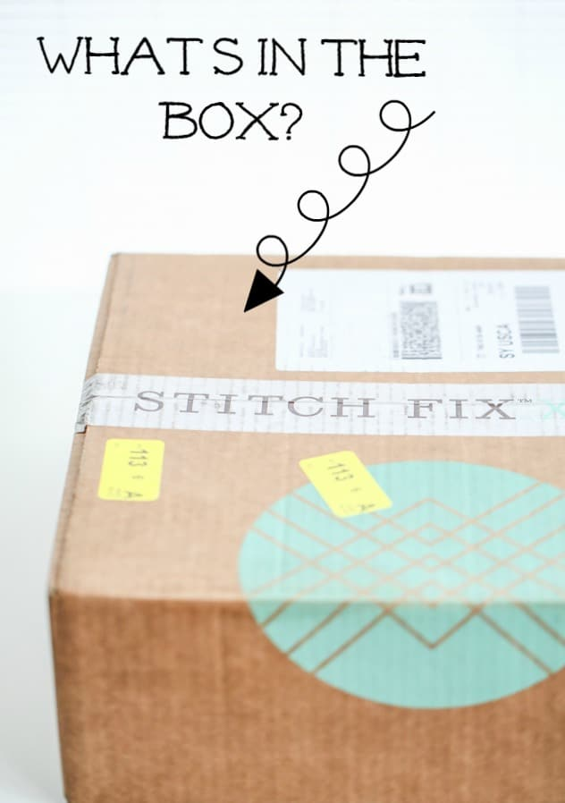 Bringing you one of my favorite posts to share- my latest Stitch Fix review. This is #3, guys! Honestly, when I see a Stitch Fix box on my front porch, I get so excited.