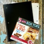 Back-to-School Shopping and Box Tops