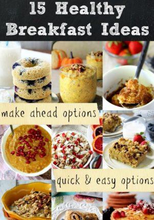 Healthy Back To School Breakfast Ideas Kim S Cravings