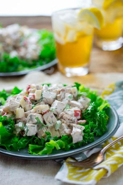 healthy-chicken-waldorf-salad