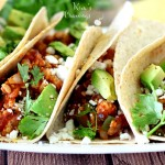 Clean Eating Mexican Taco Meat- super tasty Mexican taco meat for lean tacos perfect for any night of the week!