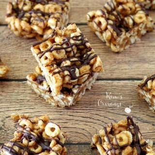 Gluten Free Cheerios Snack Bars