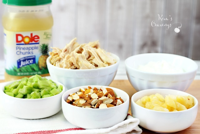 Thanks so much to DOLE Jarred Fruit for sponsoring this post and helping me to create such a delicious easy snack idea!