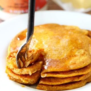 Pumpkin Kodiak Cakes and a Kodiak Cakes Giveaway