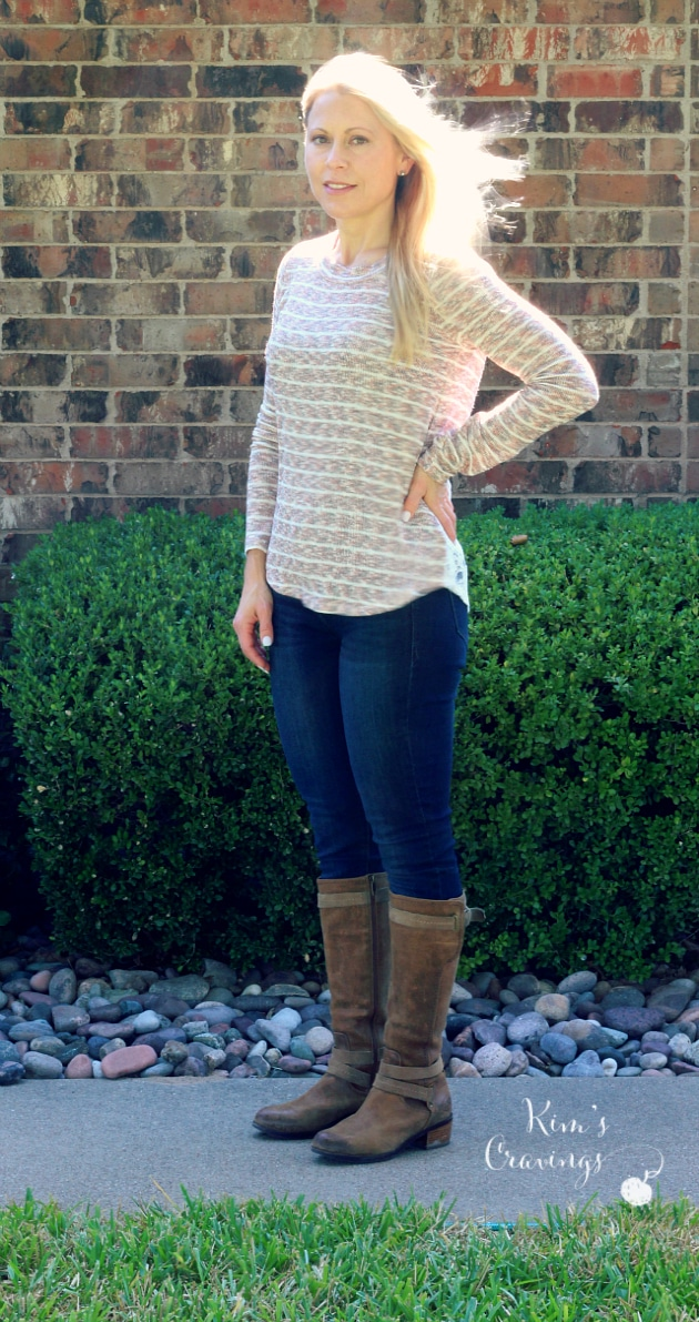 Tigard Lace Back Knit Top by Papermoon | X-Small | $58 for Stitch Fix