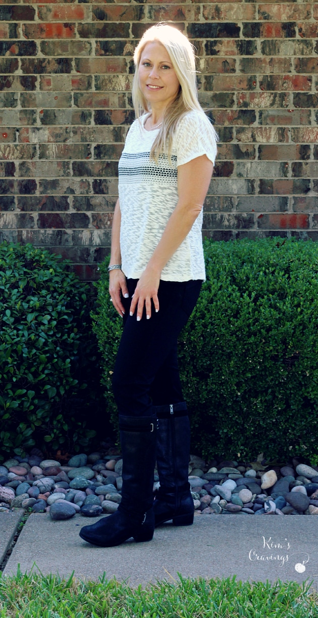 Rizzo Skinny Pant and Dale Knit Top for Stitch Fix