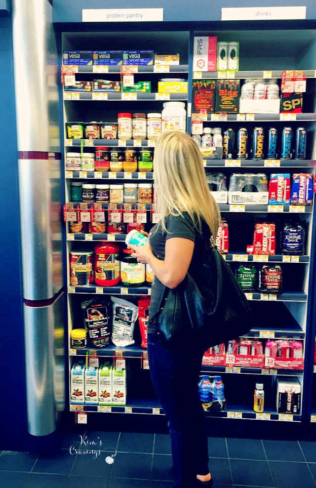 Vitamin Shoppe's all new category- Protein Pantry